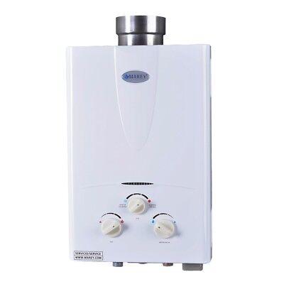 Marey Tankless Water Heater GA5LP Best Tiny House 1.3 GPM Refurbed LPG US