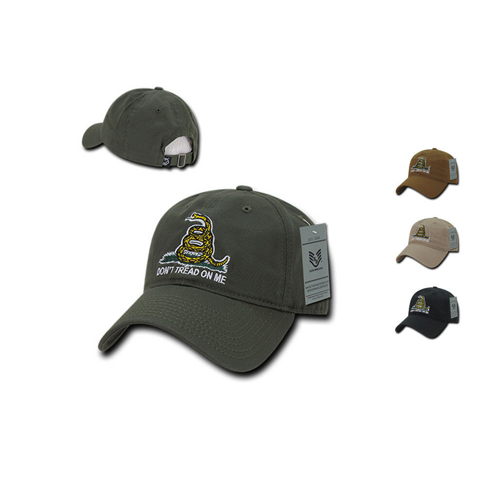 Hat Gadsden Tea Party Pink Embroidered Don/'t Tread On Me Visor New Cap