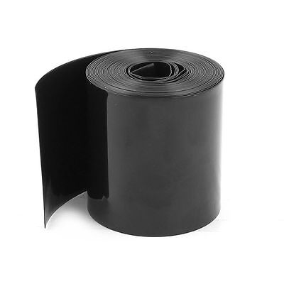 "210mm (8.26"") PVC Heat Shrink Wrap For Battery Packs  10 foot roll - US Seller"