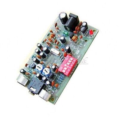 DIY Digital Radio Station PLL Stereo BH1417F FM Radio Transmitter Kit Radio Station Transmitter