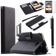 Samsung Galaxy Note N7000 Wallet Case