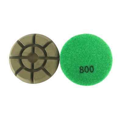 3 Dry Diamond Resin Bond Polishing Pads For Concrete Floor 8003pcs