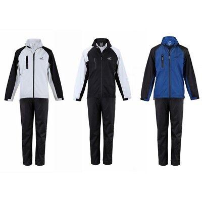 Woodworm Golf V2 Mens Waterproof Rainsuit - Jacket & -