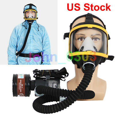 Fire Respirators Precise 3m 6200 Gas Mask Safety Masks Security & Protection Workplace Safety Supplie Chemical Respirator To Have A Unique National Style