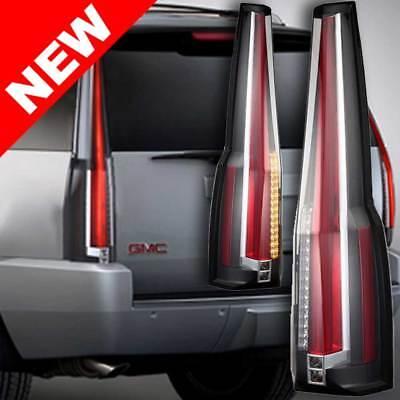 Escalade Conversion - 07-14 GMC Yukon Chevy Tahoe- Escalade Style LED Taillight Conversion Upgrade Kit