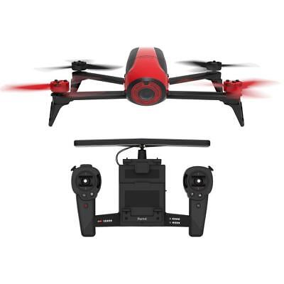 Parrot Bebop 2 Drone with Skycontroller, Red  Black #PF726100