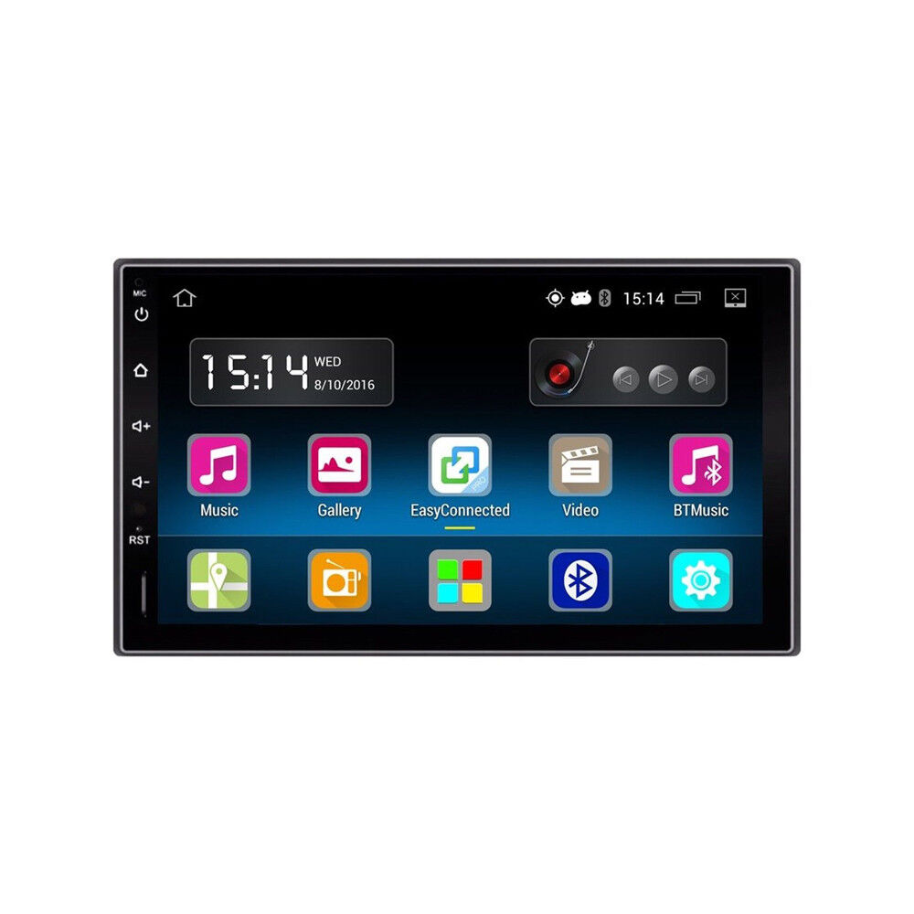 Ezonetronics Android 6.0 Double Din Car Stereo with Navigati