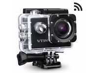 NEW Full HD Action Camera WIFI 2.0 Inch 1080P Sport FREE Waterproof CASE + FREE 16 ITEMS