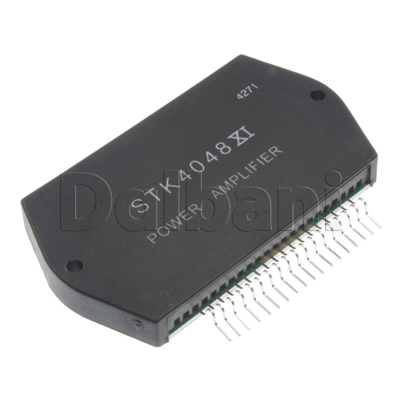 STK4048XI New Replacement IC Audio Amplifier Integrated Circuit