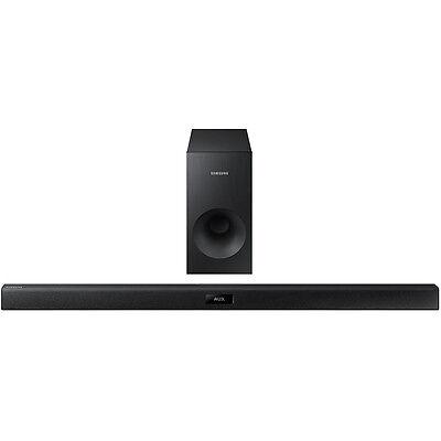 Samsung HW-J355  - 2.1 Channel 120 Watt Audio Soundbar with Bluetooth