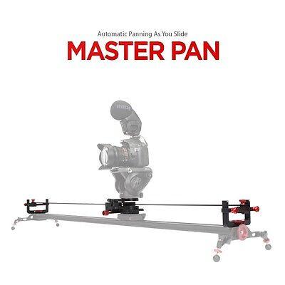 "Konova Master Pan (auto panning) for 120cm(47.2"") Camera Slider,can be Motorized"