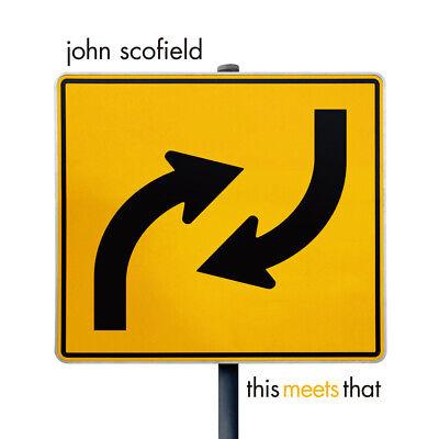 JOHN SCOFIELD This Meets That 180g 2LP New Vinyl