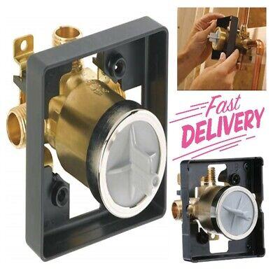 Universal MultiChoice Delta Faucet Shower Valve Body for Shower Faucet Trim Kits