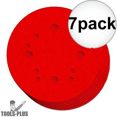 Diablo Dcd050vgph07g 7pk 5 Hook Loop 60100150 Assorted Sanding Disc Pack New