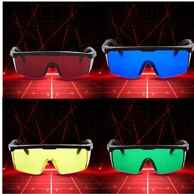 Portable Eye Safety Glasses For Red Green Laser Uv Light Protection Goggles