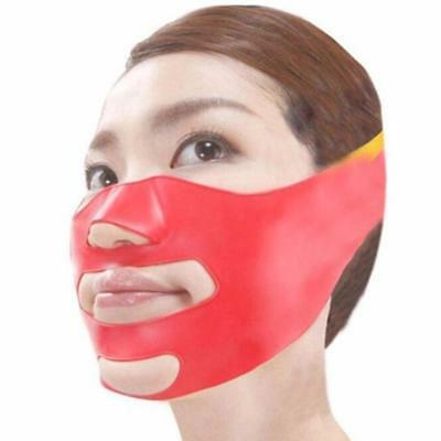 Silicone Face Slimming Mask Face Chin Lift Band Skin Care Lifting Wrap V Shape D for sale  China