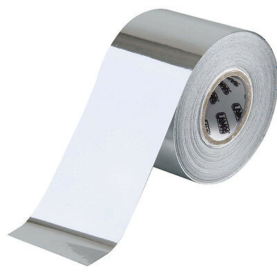 E-Tech Chrome Foil Tape 10M Long X 30mm Wide - LP07697
