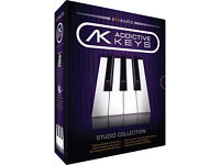 XLN Addictive Keys // FOR CUBASE // LOGIC // ABLETON // MIDI