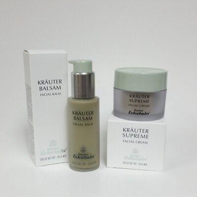 Dr.R.A.Eckstein Krauter Supreme Night Cream & Day Balm for Oily Acne prone Skin