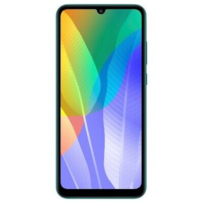 Huawei Y6P (2020) 3GB RAM 64GB Green Android Smartphone Handy ohne Vertrag