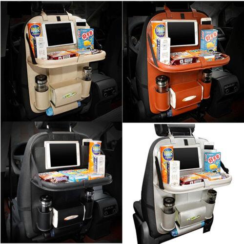 AUTO Accessories Car Seat Back Organizer Holder Multi-Pocket