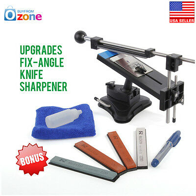 New Second Gen Professional Edge Pro Style Knife Sharpening Sharpener System Us