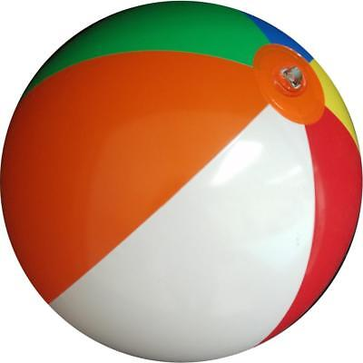 Jumbo Size Multi Color Beach Ball 72 inch, Party, Birthday Fun, Pool, -