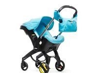 Blue Donna buggy