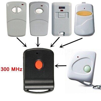 Mini Remote Garage Transmitter For MultiCode 3060 300mhz 3089 4120 Linear 12V GW