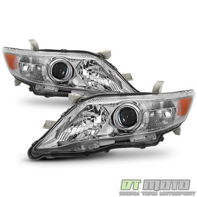 For 2010 2011 Toyota Camry Headlights lamps light Replacement LeftRight 10 11