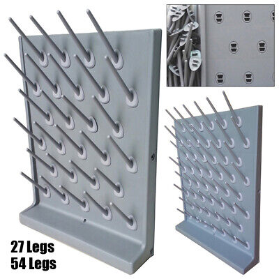 2752 Pegs Wall Desk Drying Rack Pp Lab Educational Supply Cleaning Equipment Us