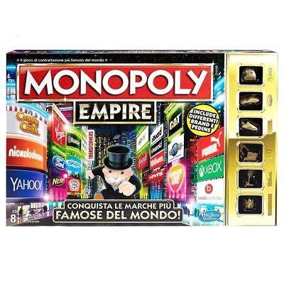 Hasbro Monopoly Empire Gioco Da Tavolo Monopoli Italiano (gioco in scatola)