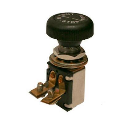 Fits Case Tractor Battery Ignition Push Pull Switch V Vc Vac Va S Sc D Dc L La V