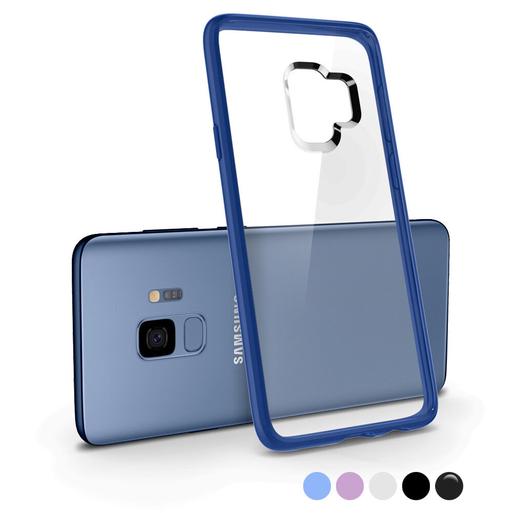 For Galaxy S9 / S9 Plus, Spigen®  Bumper Shockproof Case Co