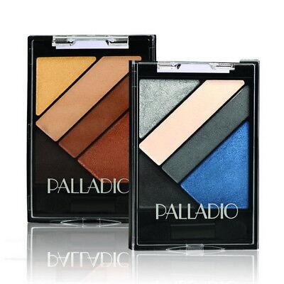 Palladio Silk - Palladio Silk FX Eyeshadow Palette *Choose any one* (WTES)