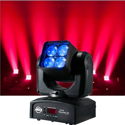 AMERICAN DJ INNO POCKET Z4 Intelligent LED Moving Light American Dj Intelligent Light