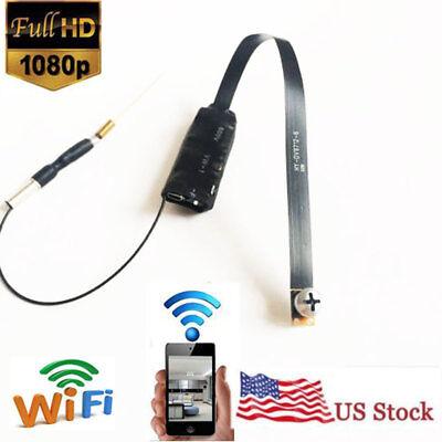 1080P Full HD DIY spy screw mini hidden pinhole Micro camera DVR DV recorder