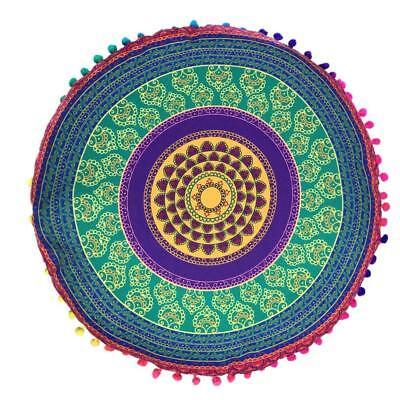 home decorative throw pillow Mandala Floor Pillows Round Boh