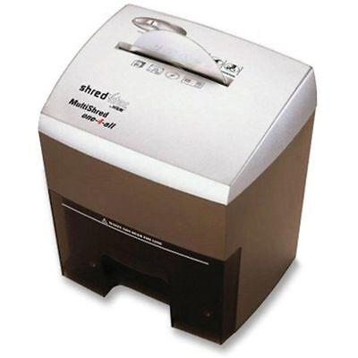 Hsm Shredstar Multishred Personal Cross Cut Multimedia Desktop Paper Shredder
