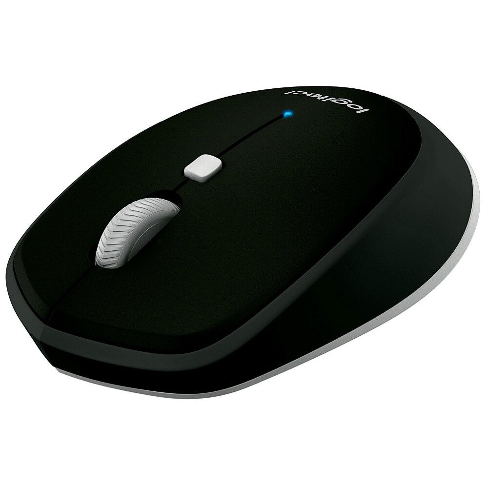 Logitech M535 Compact Bluetooth Wireless Mouse Black