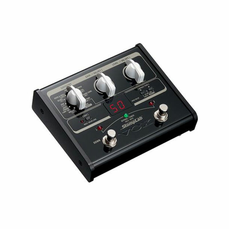 Vox Stomplab SL1G Guitar Multi-Effects Processor Pedal