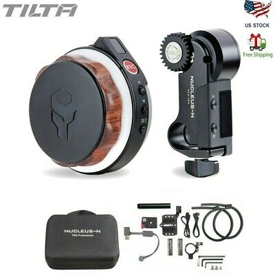 Tilta Nucleus-Nano Wireless Lens Control System for Most DSLR Mirrorless WLC-T04