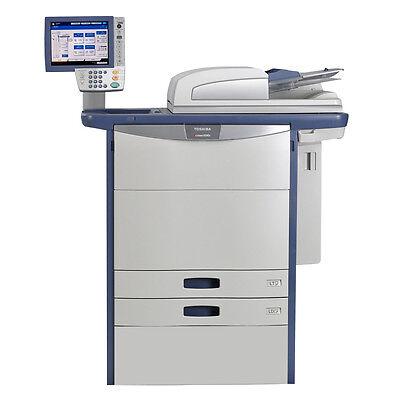 Toshiba E-studio 6540c A3 High Speed Color Printer Copier Scanner Duplex 5540c