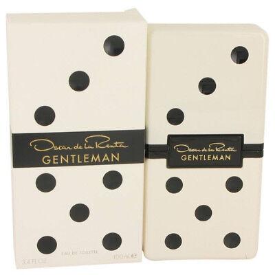 Oscar Gentleman By Oscar De La Renta 3 4 Oz Edt 3 3 Men New In Box