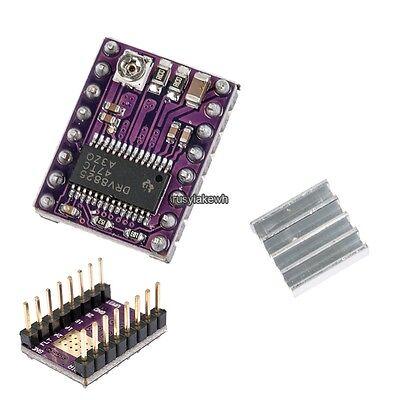 Arduino Drv8825 Stepper Motor Driver Module 3d Printer Ramps1.4 Reprap Rlwh01