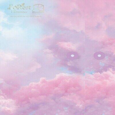 SEO EUNKWANG BTOB 1st Mini Album [FoRest : Entrance] LIGHT CD+Book+Card+B.Mark