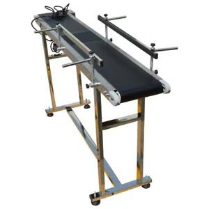 110V Electric Conveyors Machine Systems Industrial Packaging Supply Item 230132