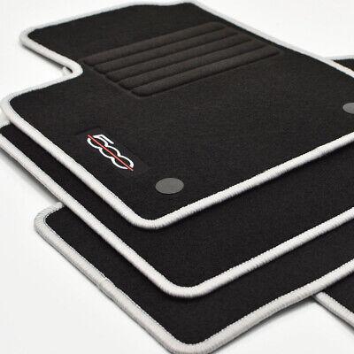 ab 2012 bis heute NEU Automatten Gummi Fußmatten für Fiat Panda III Bj