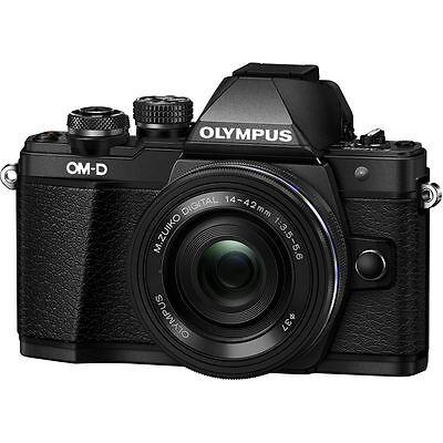 Olympus OM-D E-M10 from truemodernelectronicsusa