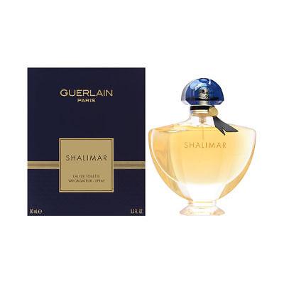 *NEW* Guerlain Shalimar Perfume for Women 3.0 oz Eau de Toilette Spray NIB